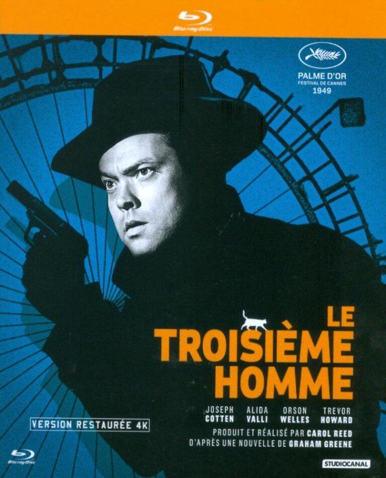 Le troisième homme (1949) (4K Mastered, s/w)