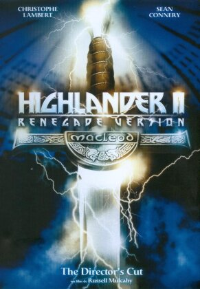 Highlander II - Renegade Version (1990) (Director's Cut)