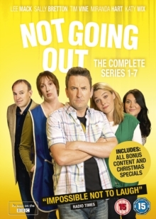 Not Going Out - Series 1 - 7 (13 DVDs)