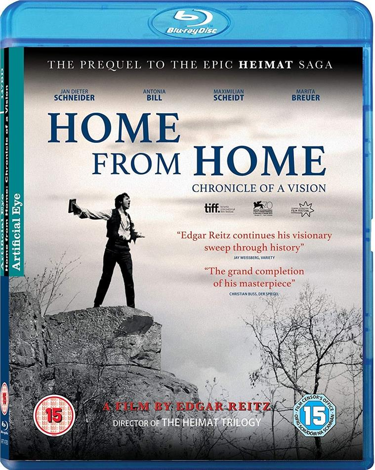 Home From Home - Chronicle from a Vision (2013) (s/w)