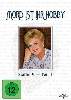 Mord ist ihr Hobby - Staffel 9 Teil 1 (3 DVDs)