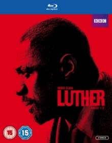 Luther - Series 1 - 3 (4 Blu-rays)