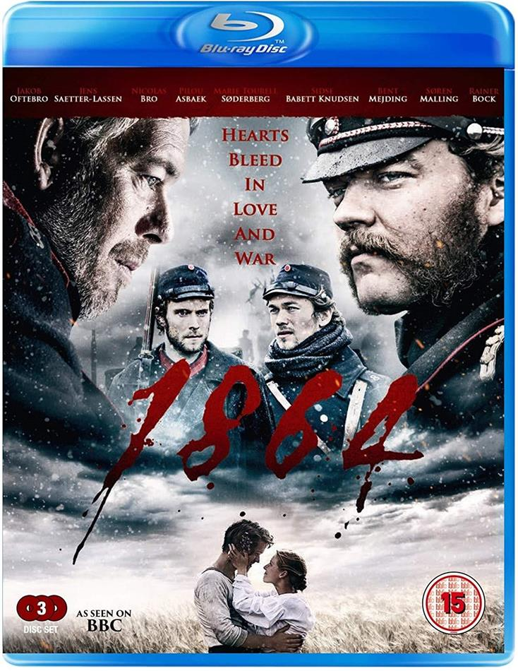 1864 - The Complete Series (2 Blu-rays)