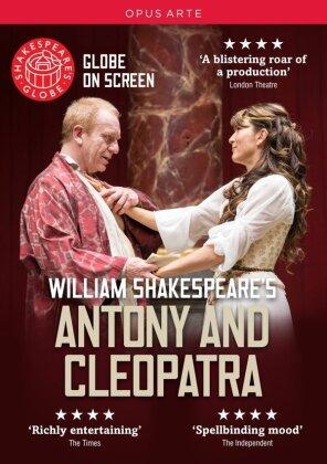 Shakespeare - Antony and Cleopatra (Opus Arte, Shakespeare's Globe) - Globe Theatre