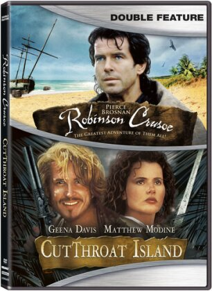Robinson Crusoe / Cutthroat Island (Double Feature)