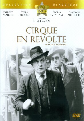 Cirque en revolte (1953) (Collection Hollywood Legends, s/w)