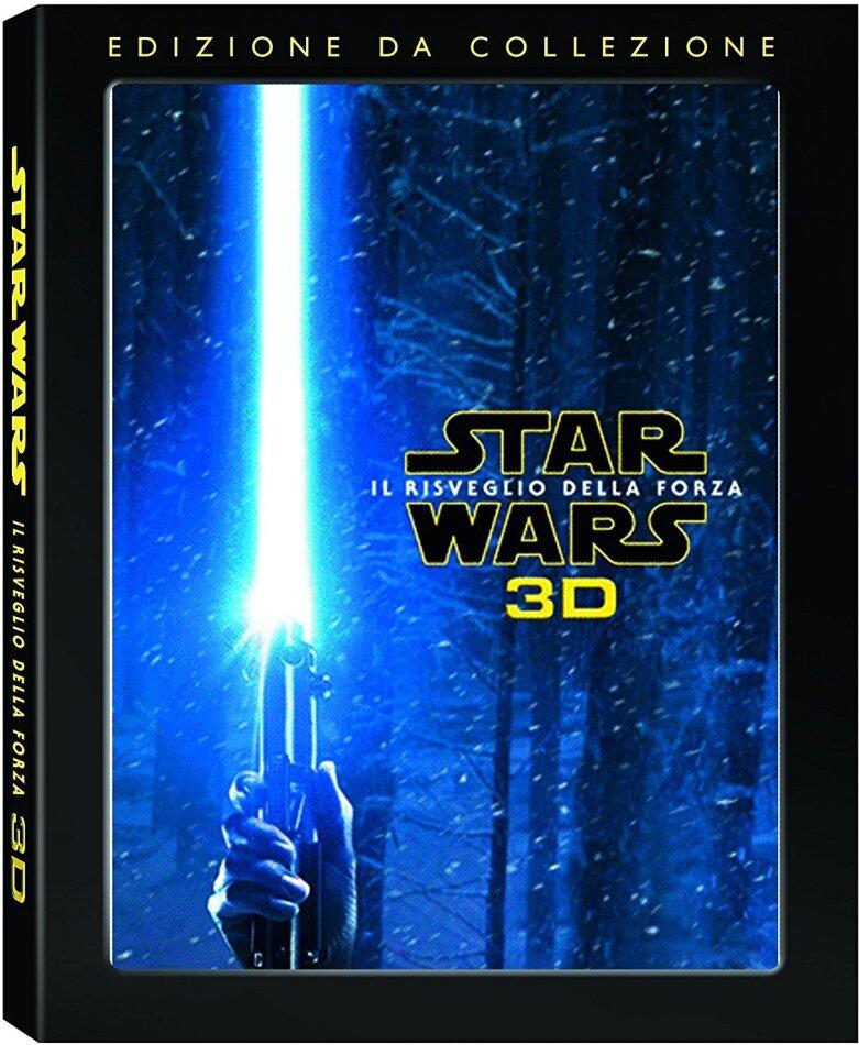 Star Wars - Episodio 7 - Il Risveglio della Forza (2015) (Edizione Speciale, Blu-ray 3D + 2 Blu-ray)