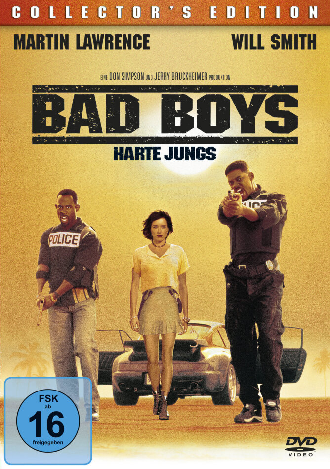 Bad Boys - Harte Jungs (1995) (Collector's Edition)