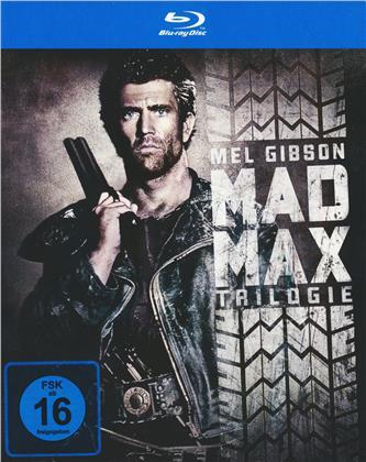 Mad Max 1-3 - Trilogie (3 Blu-ray)