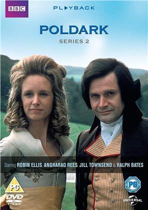 Poldark - Series 2 (1975) (BBC, 4 DVDs)