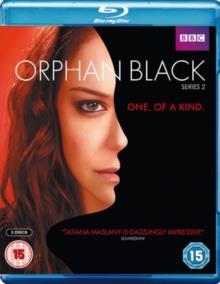 Orphan Black - Season 2 (BBC, 3 Blu-rays)