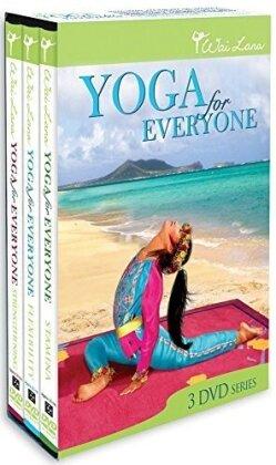 Wai Lana Yoga For Everyone - Tripack (3 DVDs)