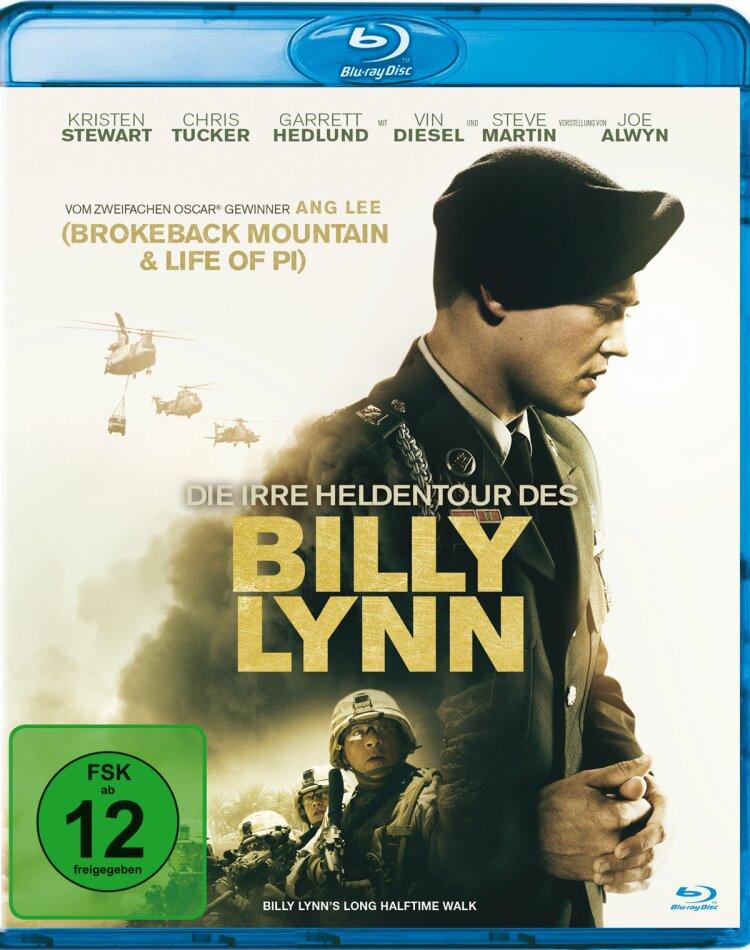 Die irre Heldentour des Billy Lynn (2016)