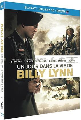 Un jour dans la vie de Billy Lynn (2016) (Blu-ray 3D + Blu-ray)