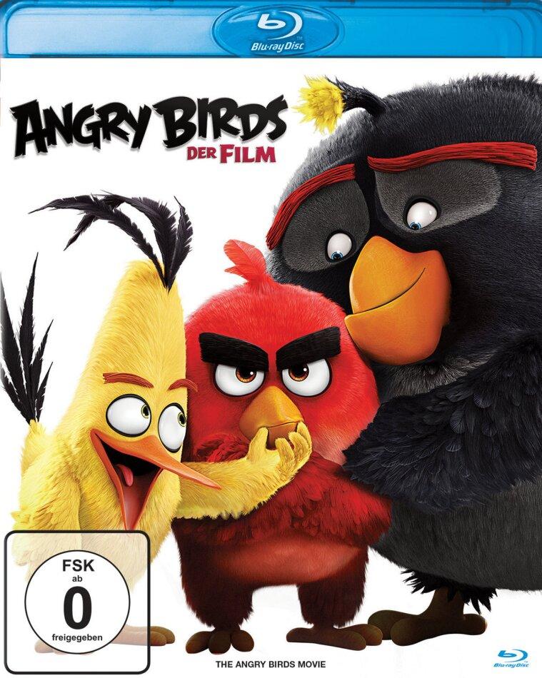 Angry Birds - Der Film (2016)