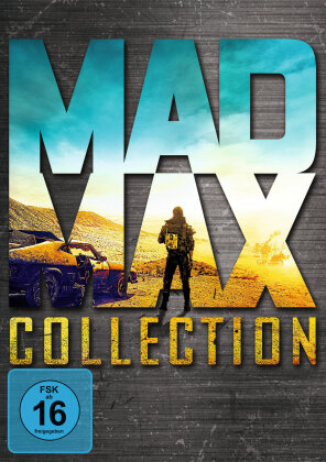 Mad Max Collection (4 DVDs)