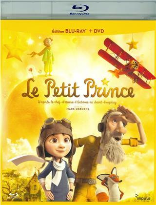 Le Petit Prince (2015) (Blu-ray + DVD)