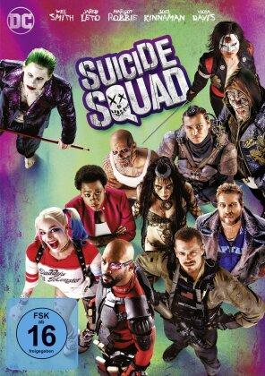 Suicide Squad (2016) (Kinoversion)