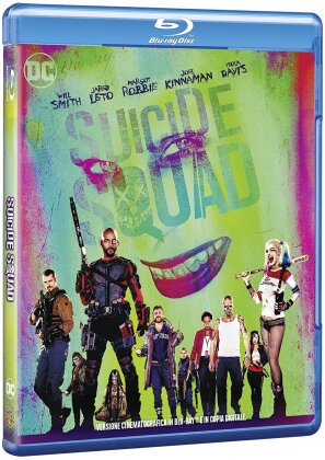 Suicide Squad (2016) (Kinoversion)