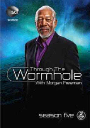 Through the Wormhole with Morgan Freeman - Season 5 (2 DVDs)