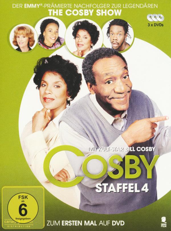 Cosby - Staffel 4 (3 DVDs)