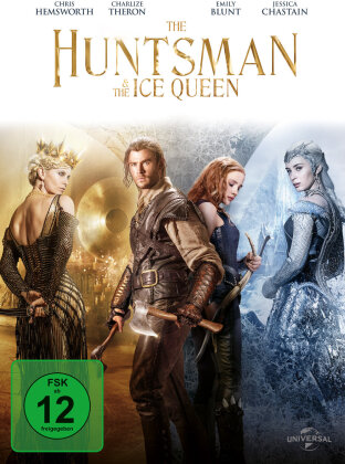 The Huntsman & The Ice Queen (2016)