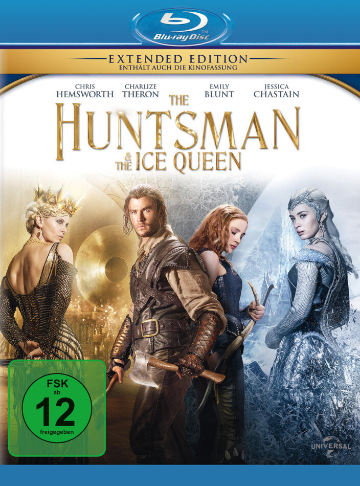 The Huntsman & The Ice Queen (2016) (Extended Edition, Versione Cinema)