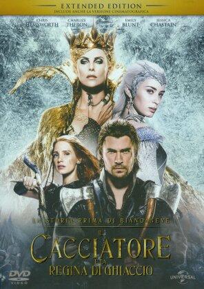Il cacciatore e la regina di ghiaccio (2016) (Extended Edition, Kinoversion)