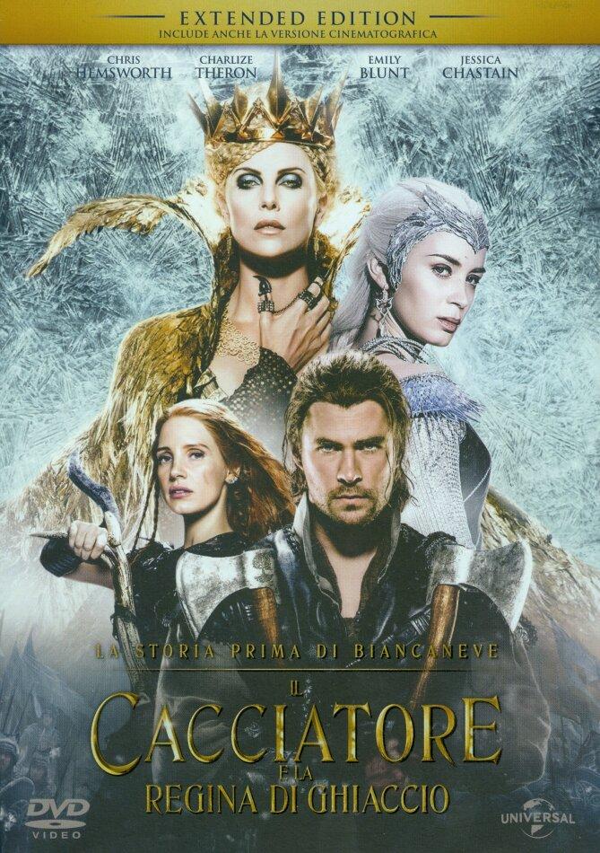 Il cacciatore e la regina di ghiaccio (2016) (Extended Edition, Versione Cinema)