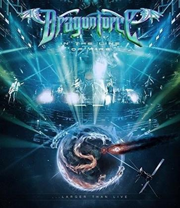 Dragonforce - In the Line of Fire - ...Larger than Live