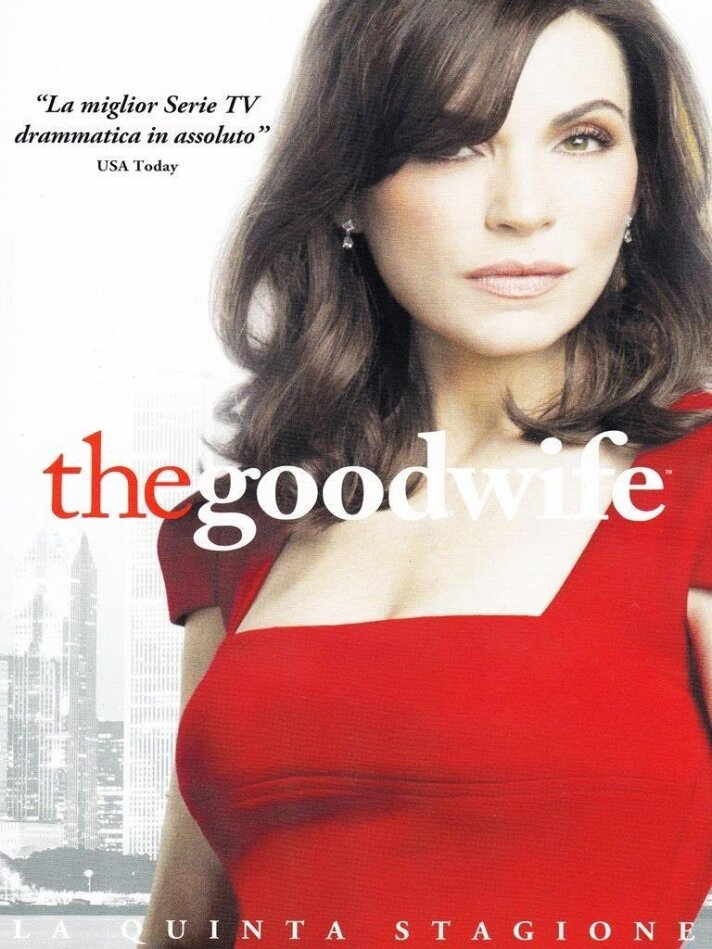 The Good Wife - Stagione 5 (6 DVDs)