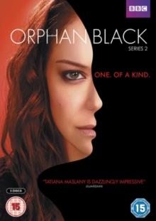 Orphan Black - Season 2 (BBC, 3 DVD)