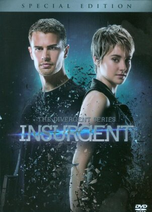Insurgent - Divergent 2 (2014) (Edizione Speciale, 2 DVD)