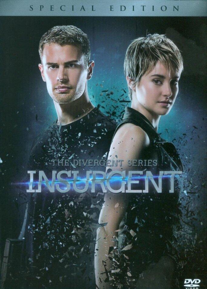 Insurgent - Divergent 2 (2014) (Special Edition, 2 DVDs)
