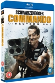 Commando (1985) (Director's Cut)