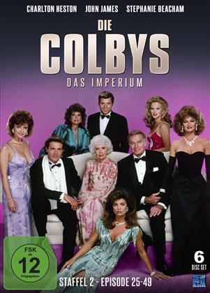 Die Colbys - Staffel 2 (1985) (6 DVDs)