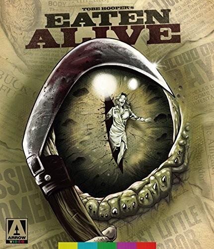 Eaten Alive (1976) (Blu-ray + DVD)
