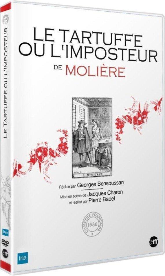 Le Tartuffe ou l'imposteur de Molière (1973) (Comédie-Française 1680, s/w)