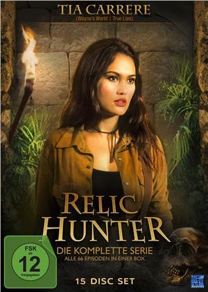 Relic Hunter - Die komplette Serie (15 DVDs)