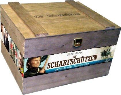 Die Scharfschützen - Die komplette Serie (Limited Edition, Holzbox, 8 Blu-rays)