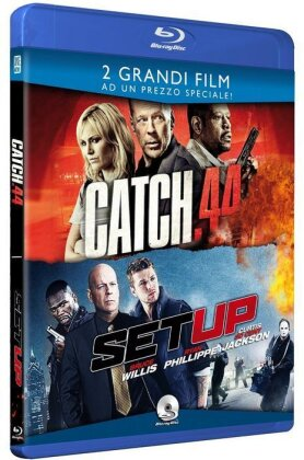 Catch 44 / Set Up (2 Blu-rays)