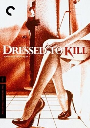 Dressed to Kill (1980) (Criterion Collection, Unrated, 2 DVDs)