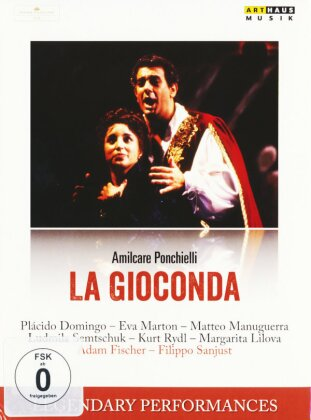 Wiener Staatsoper, Adam Fischer, Eva Marton, … - Ponchielli - La Gioconda (Legendary Performances, Arthaus Musik)