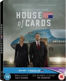 House Of Cards - Season 3 (4 Blu-rays)