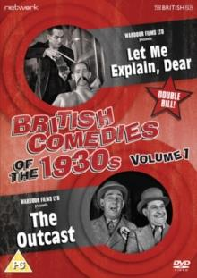 British Comedies Of The 1930s - Vol. 1 (s/w)