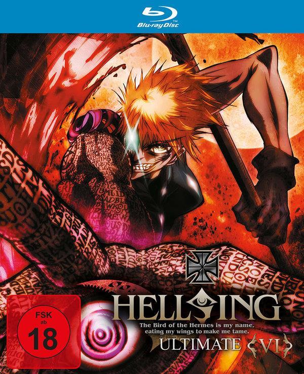 Hellsing - Ultimate OVA 6 (Digibook)