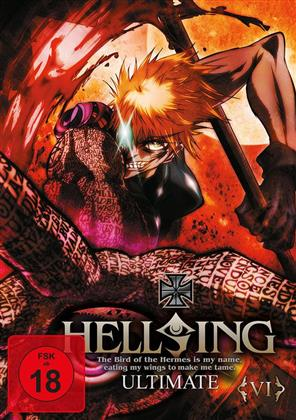 Hellsing - Ultimate OVA 6 (Digibook)