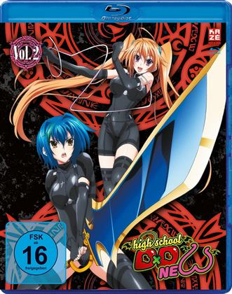 High School DxD New - Staffel 2 - Vol. 2