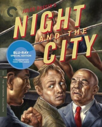Night and the City (1950) (s/w, Criterion Collection)