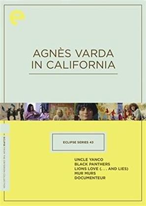Agnès Varda in California - Eclipse Series 43 (Criterion Collection, 3 DVDs)
